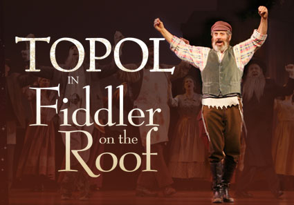 Revue Fiddler On The Roof