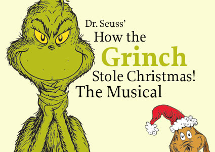 dr seuss how the grinch stole christmas the musical - How The Grinch Stole Christmas
