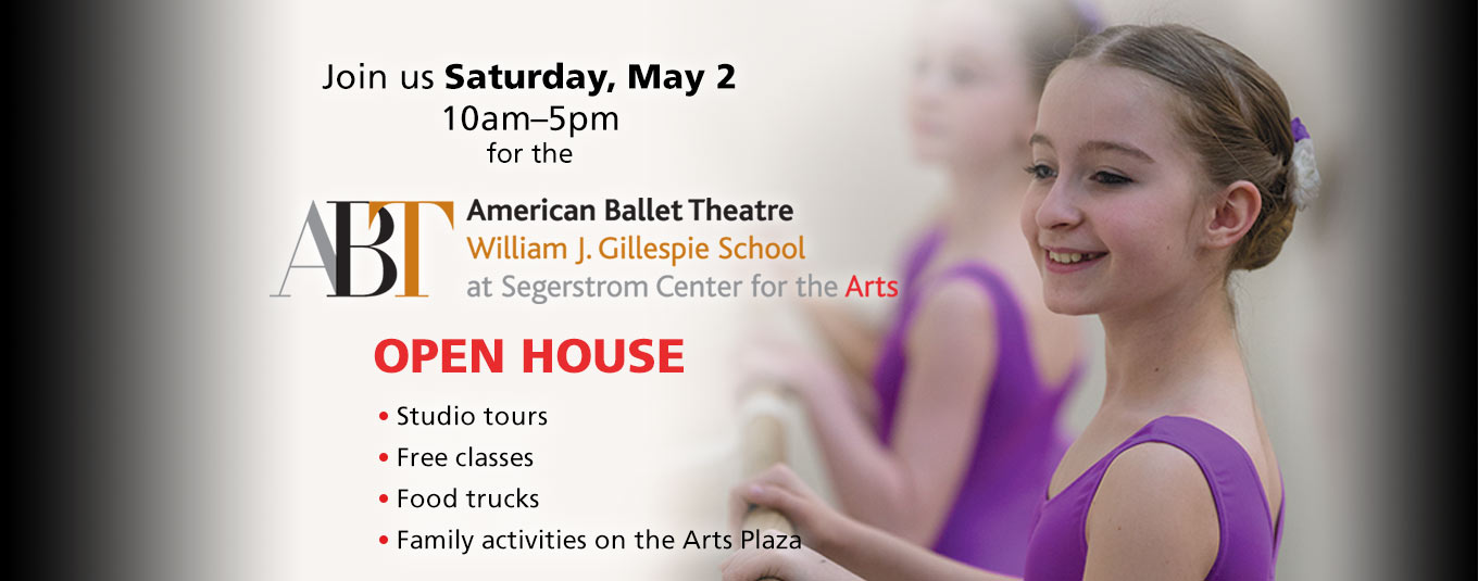 ABT Dance School Open House