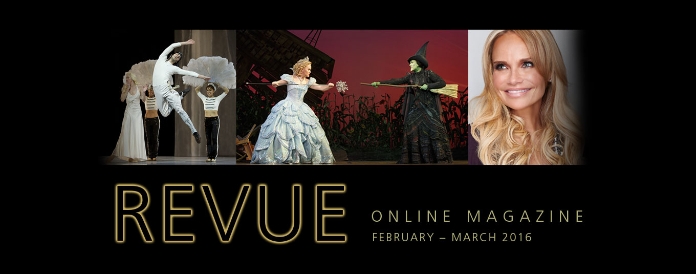 Revue: February – March 2016
