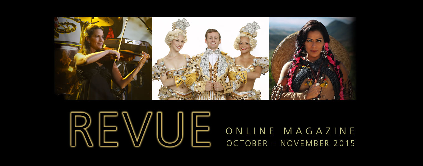 Revue: October-November 2015