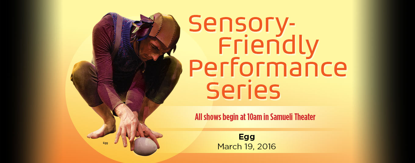 Sensory-Friendly Performances