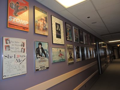 The Poster Hallway