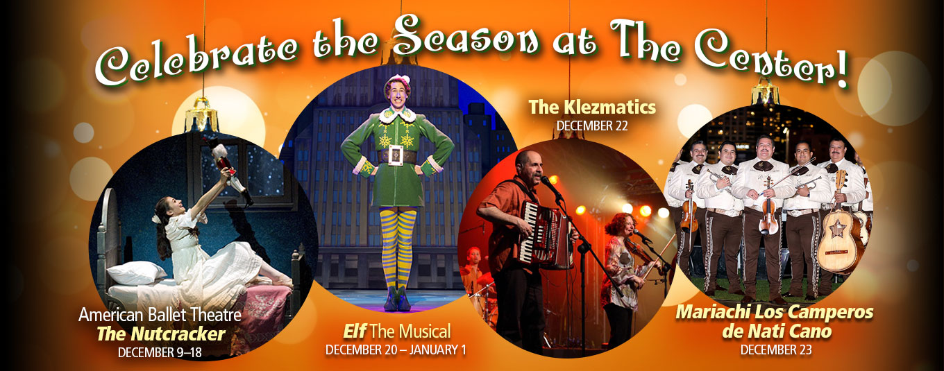 Celebrate the Season at The Center