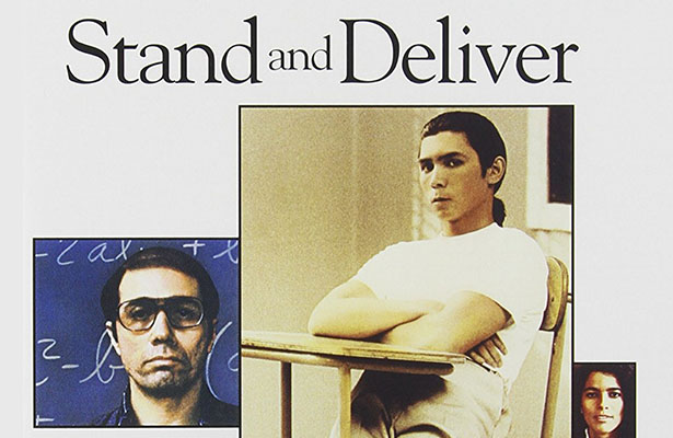 Stand and deliver movie overview