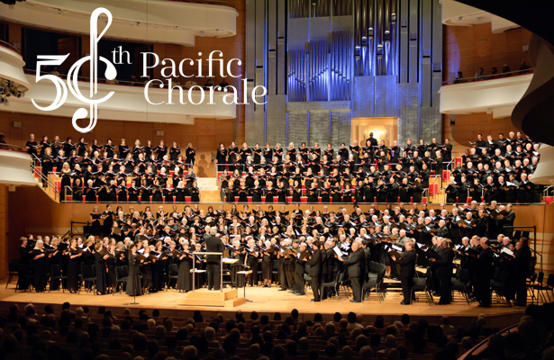 Pacific Chorale's Choral Festival