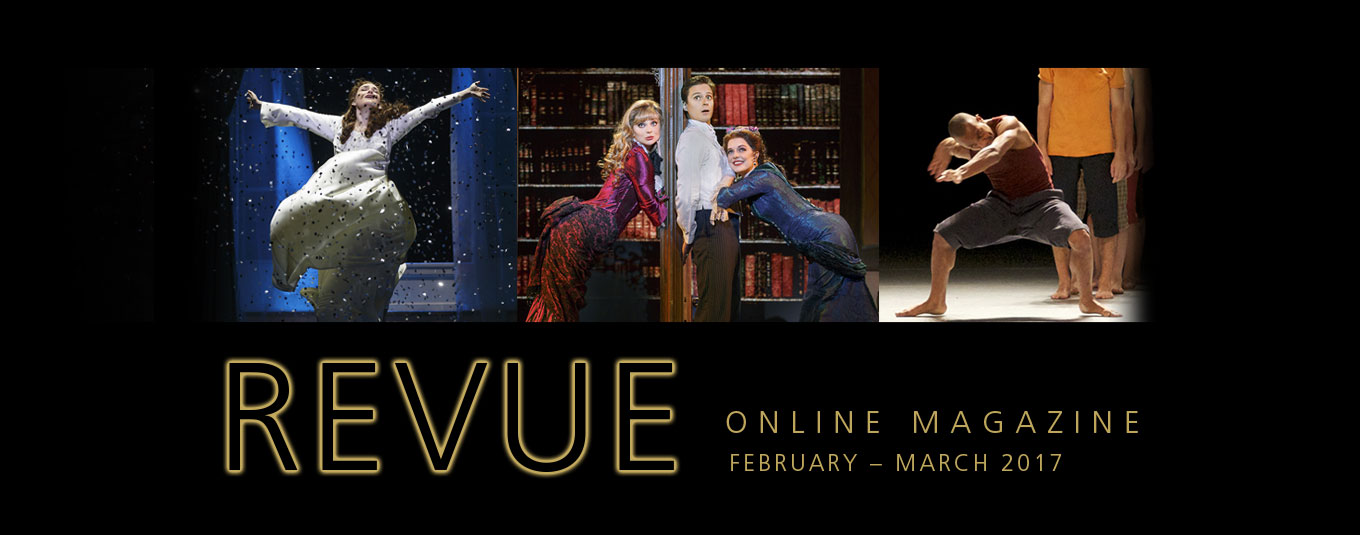 Revue: February – March 2017