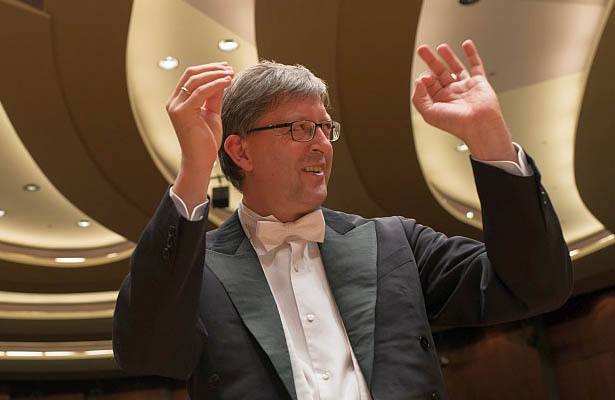 Hans-Christoph Rademann, conductor